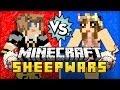 Frigiel VS October21 : SheepWars sur EpiCube ! - Minecraft