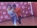 Bigg Boss 10 Contestant Monalisa Rehearsing With Vikrant For Nach Baliye 8!