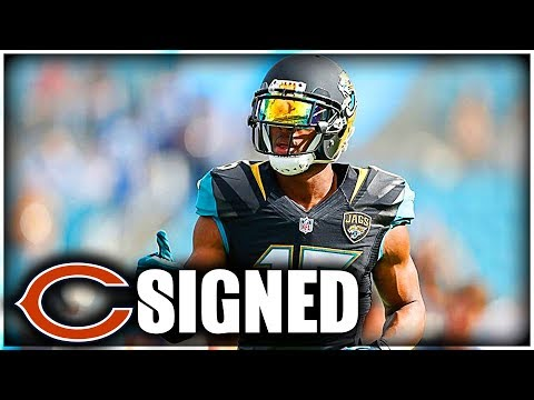 ALLEN ROBINSON SIGNS WITH THE CHICAGO BEARS! - My Reaction And Thoughts