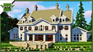 Minecraft Beach Mansion - Inspiration Series /w Keralis