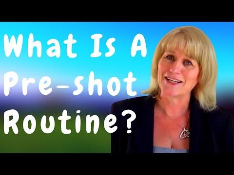 Golf Mental Tips – Preshot Routine