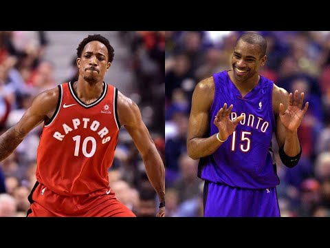 Video: Has DeRozan passed Vince Carter as greatest all-time Raptor?