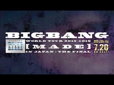 BIGBANG - IF YOU (WORLD TOUR 2015~2016 [MADE] IN JAPAN : THE FINAL)