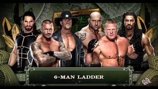 Nonton WWE 2K16 - Money In The Bank - 6 man Ladder Match at Money In The Bank 2016 Gameplay (PS4) Film Subtitle Indonesia Streaming Movie Download