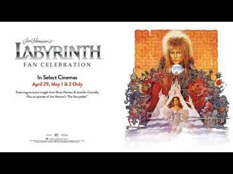 Labyrinth 1986 Original Trailer