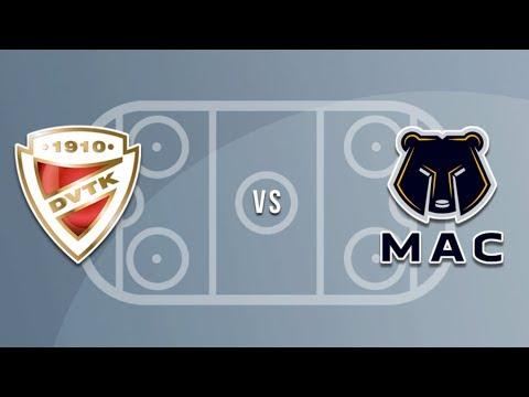 Erste Liga 29: DVTK Jegesmedvék - MAC 2-1