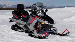 4. 2015 Polaris 550 Adventure Review