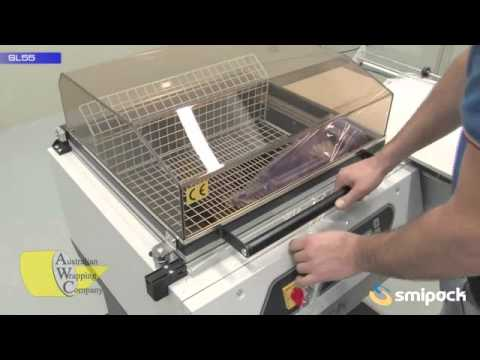 SMIPACK Hood Shrink Wrapping Machine | SL55