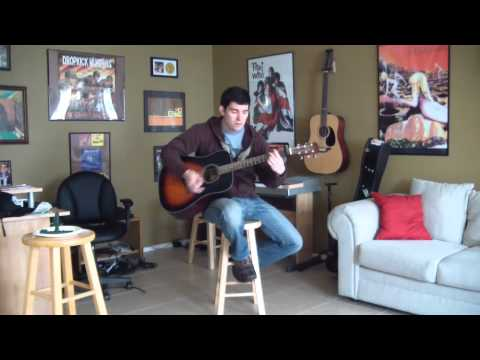 Night Moves by Bob Seger (Cover)