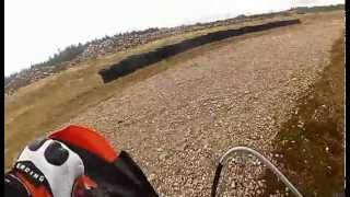 10. KTM SMR 450 on Racetrack