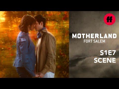 Motherland: Fort Salem Season 1, Episode 7   Abigail & Adil Kiss   Freeform