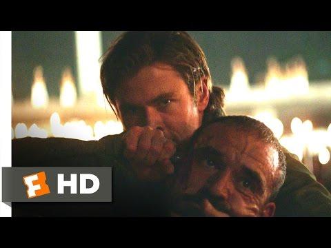 Blackhat (2014) - Killing Kassar Scene (9/10)   Movieclips