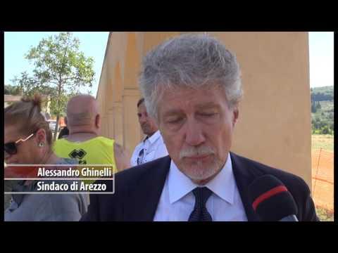 Giostra, il sindaco Ghinelli soddisfatto per il ritorno di Franco Scortecci