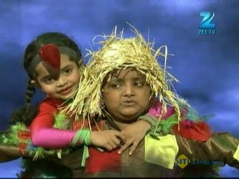 India's Best Dramebaaz March 24, 2013 – Anjali & Shruti