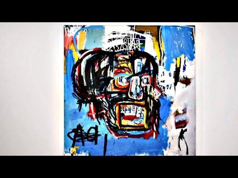 $110.5 million Basquiat painting makes history