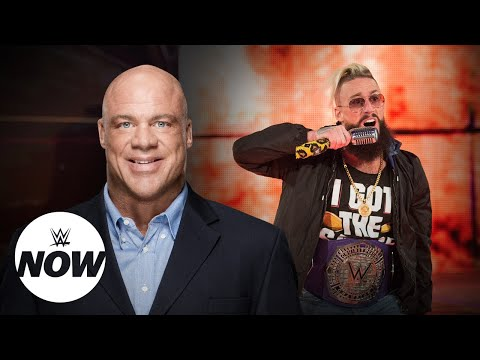 Kurt Angle announces shake-up for Mixed Match Challenge: WWE Now