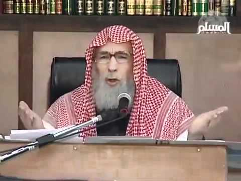 Sheikh Weeping over Kashgari Tweets- in Arabic