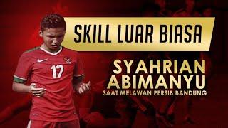 Video Syahrian Abimanyu vs Persib Bandung MP3, 3GP, MP4, WEBM, AVI, FLV Maret 2018