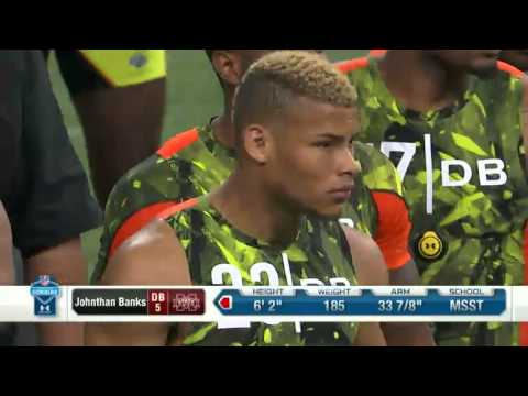 NFL Combine - Primetime praises Tyrann & his abilities.