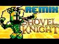 Shovel Knight High Above The Land Remix