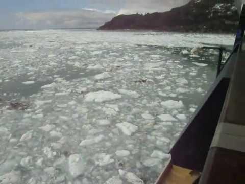 Hubbard Glacier on Celebrity Century
