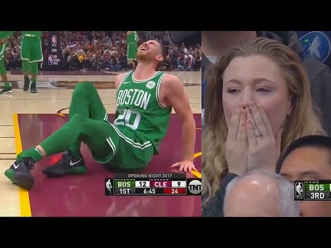 NBA Worst Injuries of 2017-2018 Season (Scary)