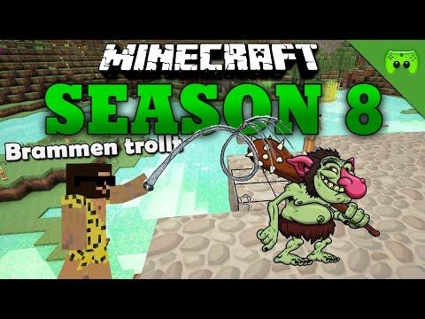 BRAMMEN TROLLT «» Minecraft Season 8 # 26 | HD