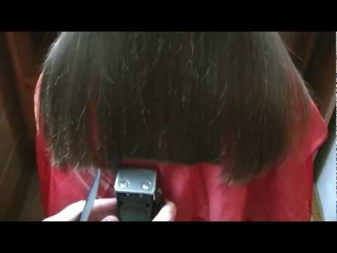 Как правильно в домашних условиях подстричь кончики