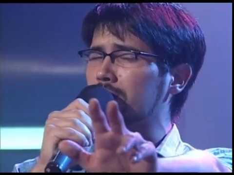 Claudio Basso video Entrevista + Canciones - Estudio CM 2003