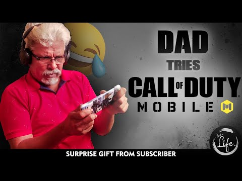 COD Mobile - Noob gameplay by DAD 😂