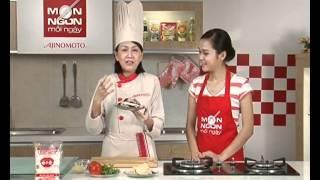 Món Ngon Mỗi Ngày - Canh chua nấu cá hồi