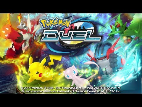 A New Pokémon Duel Update is Here!