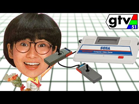 SEGA SG-1000: The Complete History - First Console Before Master System Genesis Mega Drive Era! GTV