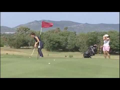 Golfturnier 2013 im Golf Club Is Molas bei Pula