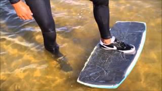 10. Shallow Water Step Off Behind the Sea Doo Wake 155