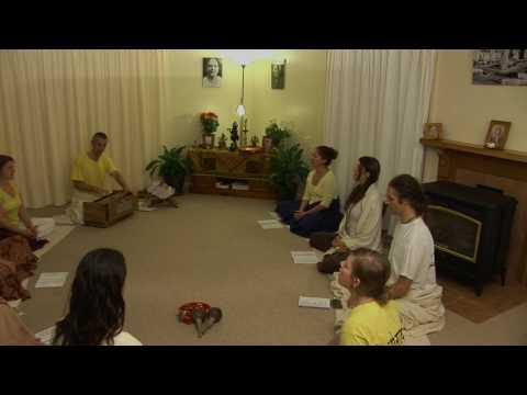 Baansuri - Satsang Chant at the Sivananda Vedanta Centre New Plymouth