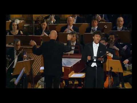 Jonas Kaufmann - Cantique de Noël (O Holy Night) - Dresden Adventskonzert '08