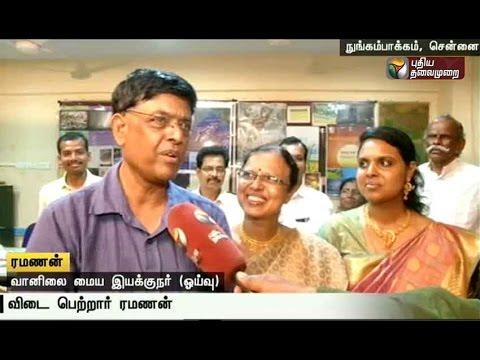 Ramanan-Director-of-Cyclone-warning-centre-Chennai-talks-upon-his-retirement