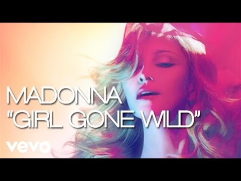 0 Madonna presenta segundo single, Girl Gone Wild