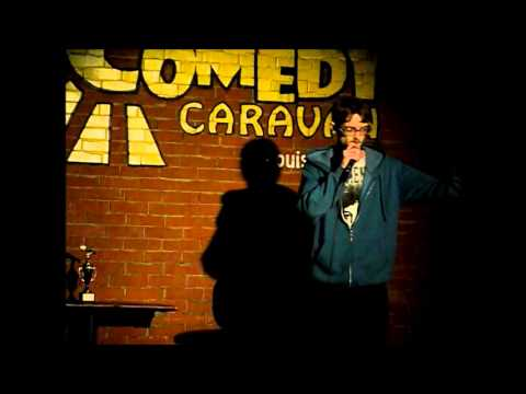 Wes Smith @ Comedy Caravan (Funniest Person in Louisville)