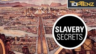 Video Top 10 Uses of SLAVERY You DIDN'T Learn About in SCHOOL MP3, 3GP, MP4, WEBM, AVI, FLV Desember 2018