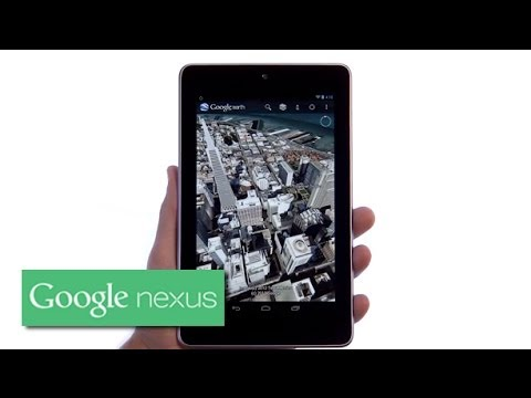 Image of Nexus 7 - Google Apps (Official Google Promo Video) - The Nexus 7 comes with all your favorite Google Apps
