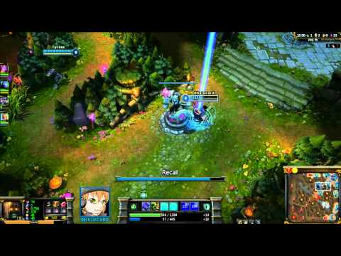 [Stream Archiv] League of Legends - Ep.:77 [German]: Moba-Nacht 3/8 | 01.08.2012 | [Together]
