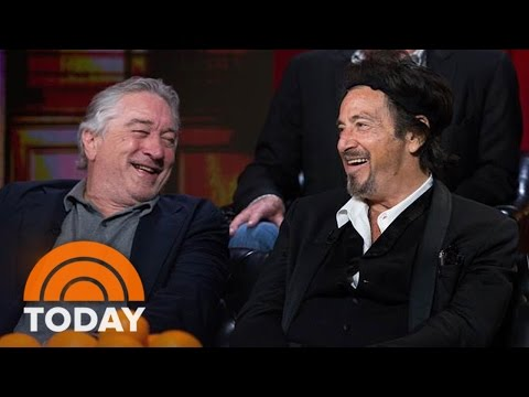 'The Godfather' Reunion Brings Cast And Director Together For 45th Anniversary (Full)   TODAY