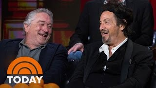 Video 'The Godfather' Reunion Brings Cast And Director Together For 45th Anniversary (Full) | TODAY MP3, 3GP, MP4, WEBM, AVI, FLV Januari 2019