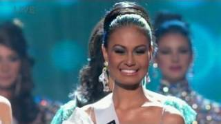 Miss Philippines' Big Mistake