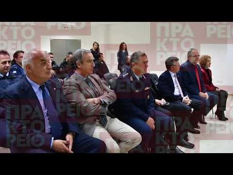 Δεκαέξι στολές ειδικές για μοτοσικλετιστή δώρισε η ALPHA-BANK στην Αστυνομική διεύθυνση Αργολίδος