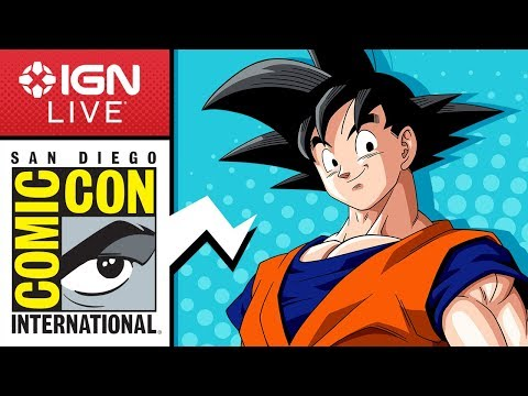 San Diego Comic Con 2018: Exclusive Access and Interviews - IGN Live (Day 1)