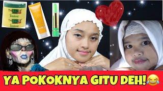 Download Video NGIKUTIN MAKEUP SEHARI-HARINYA RAHMAWATI KEKEYI PUTRI CANTIKA | Indira Kalistha MP3 3GP MP4