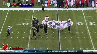 Bishop Sankey vs Utah (2012)